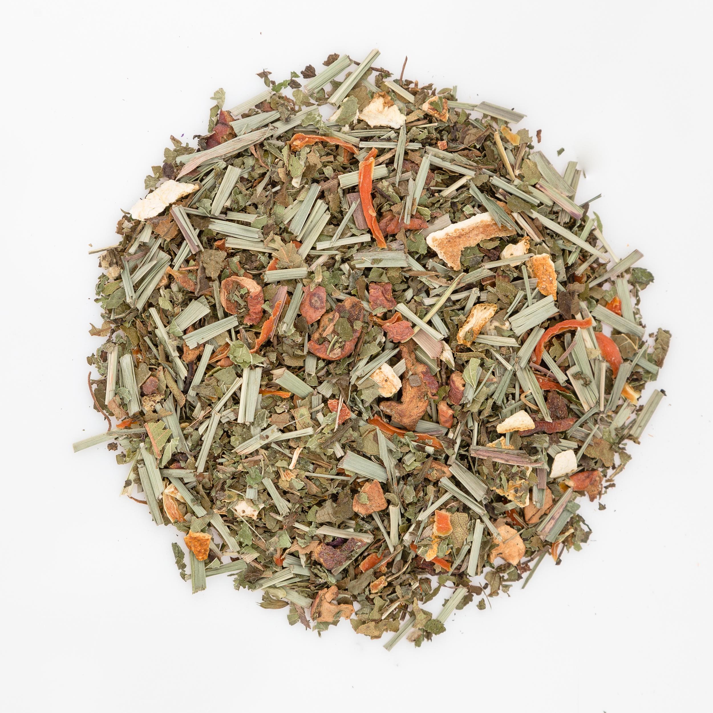 Herbaty ziołowe właściwości