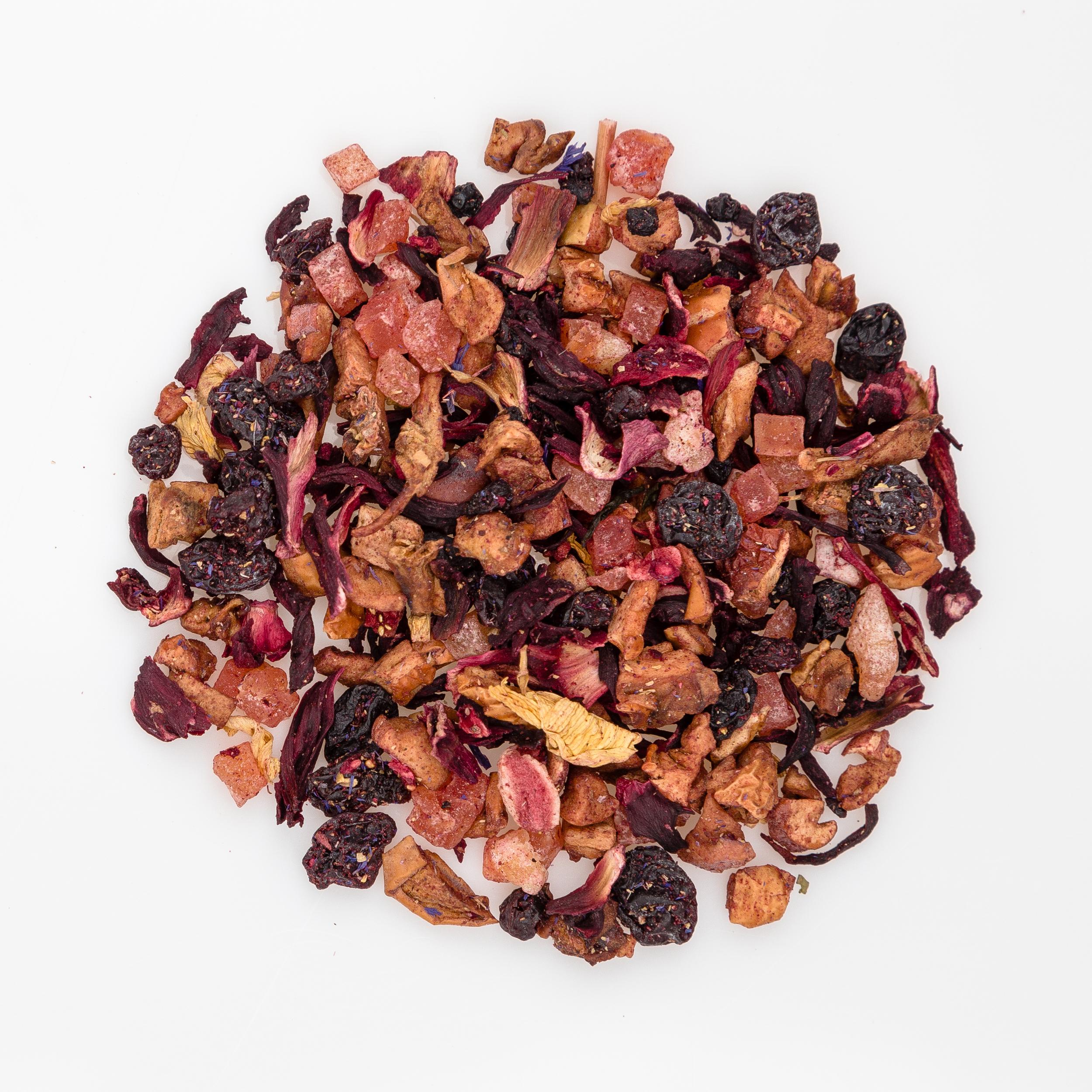 7 przepisów na jesienną herbatę