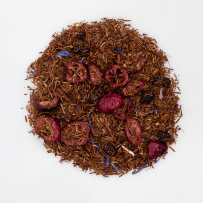 Herbata Rooibos jogurtowa susz fotografia