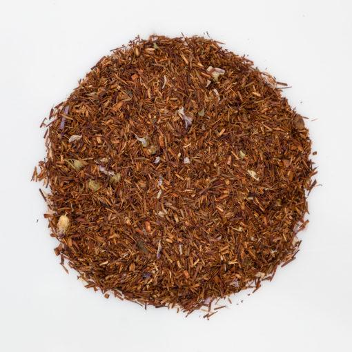 Herbata Rooibos Cynamonowo-Śliwkowa susz fotografia