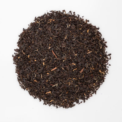 Czarna herbata Hathikuli susz fotografia