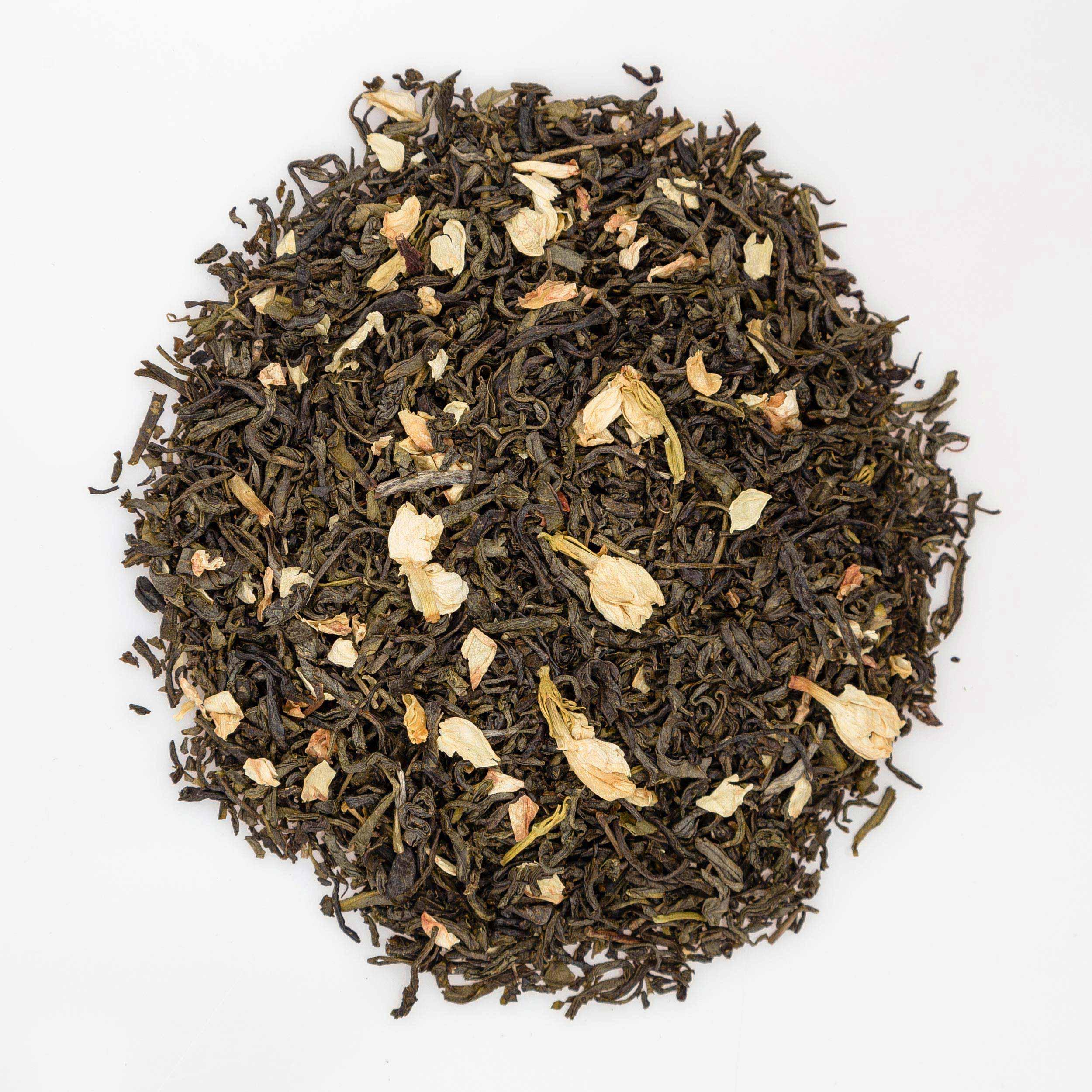 Top 10 herbat zielonych czystych i z dodatkami