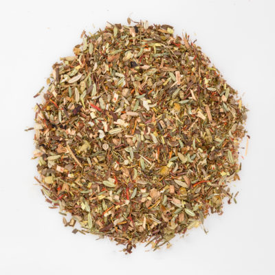 Herbata relaksacyjna fotografia