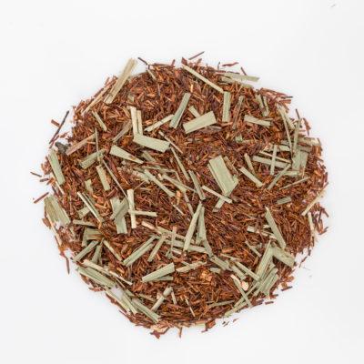 Herbata Rooibos Cytrynowa susz fotografia