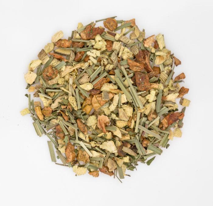 Właściwości herbat ziołowych