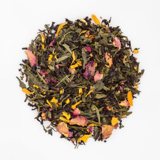 herbata 7 skarbów cesarza z dodatkiem przypraw