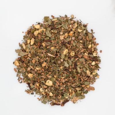 Yoga Tea Herbata ziołowa susz fotografia