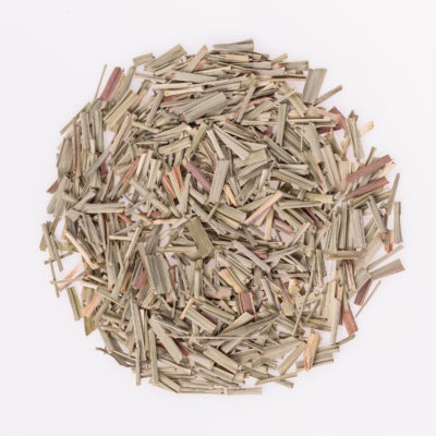 Herbata ziołowa z trawą cytrynową fotografia