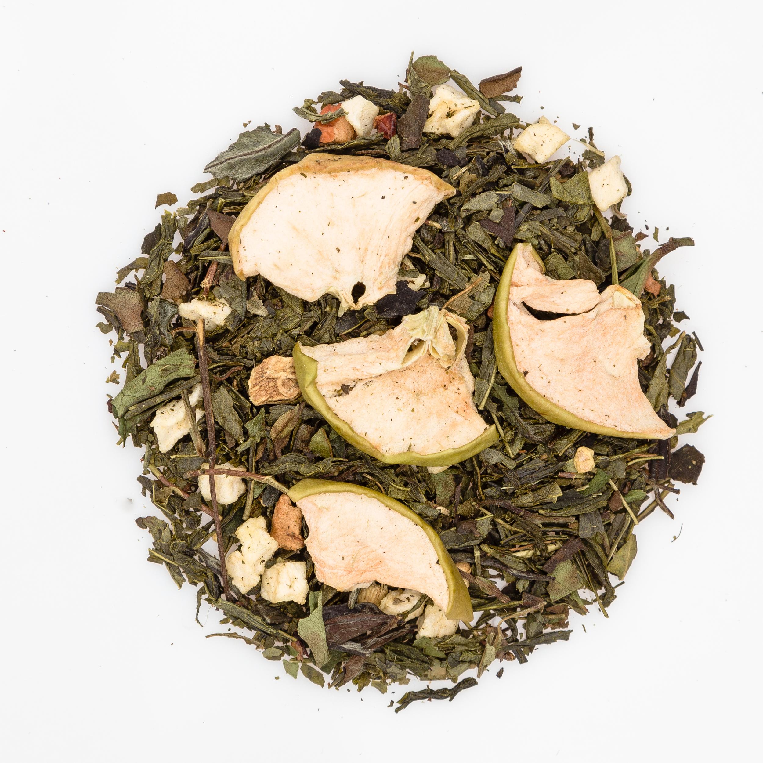 Herbaty zimowe rozgrzewające-herbata z imbirem