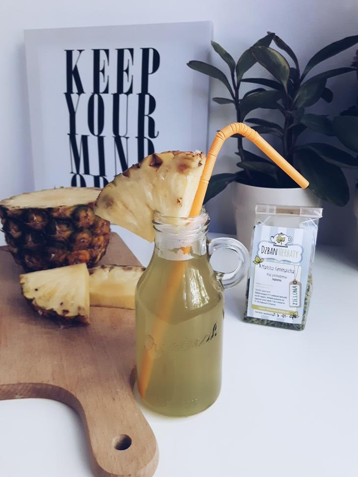 Właściwości herbaty Matcha Genmaicha