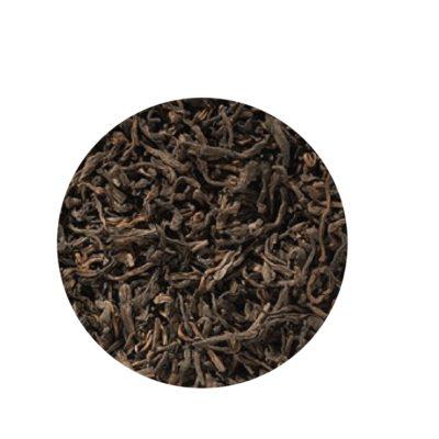 Oryginalna Chińska Herbat Yunnan Pu-Erh z uprawy organicznej