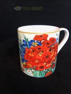 kubek porcelanowy z motywem z van Gogha