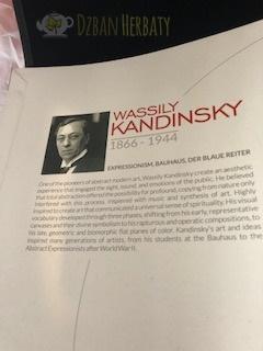 informacje o Wasiliju Kandinskim