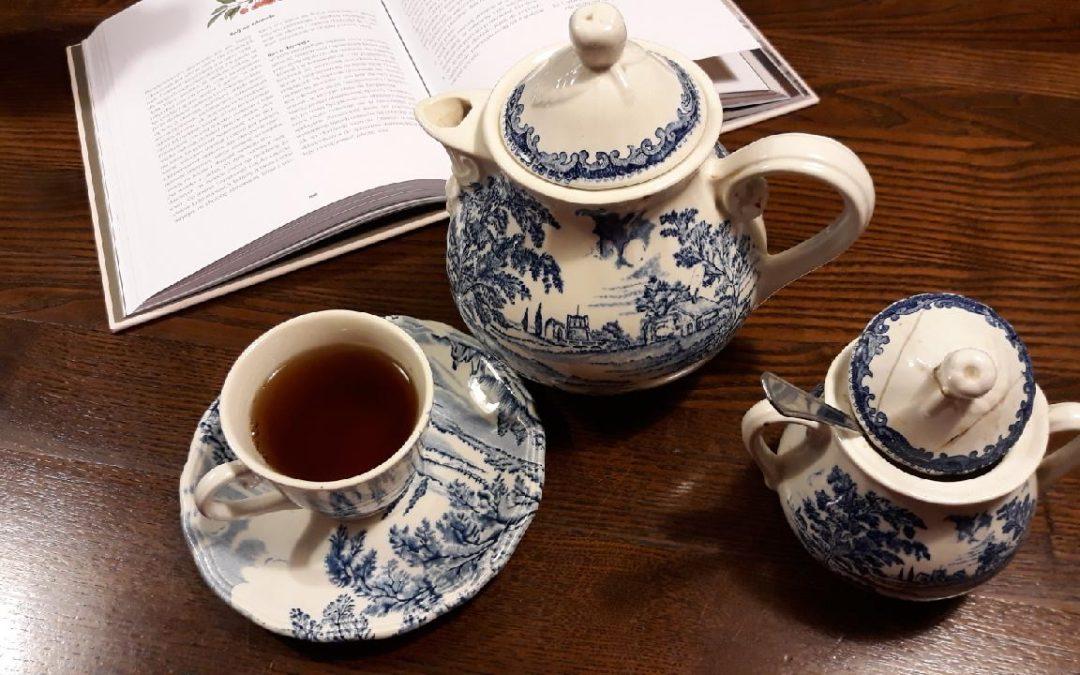 Herbata i kofeina