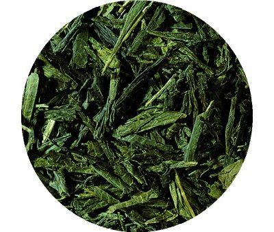 zielona japońska herbata Bancha